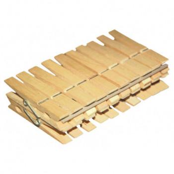 Klamerki drewniane, cena za...