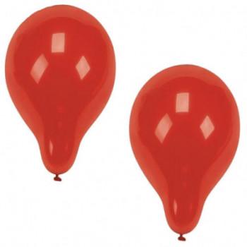 Balony - czerwone, średnica...