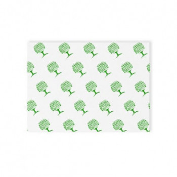 Papier pergamin Green Tree...