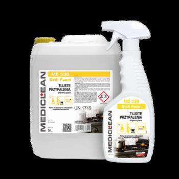 MEDICLEAN MC530 Grill Foam...