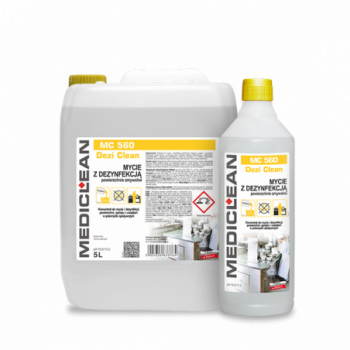 MEDICLEAN MC560 Dezi Clean...