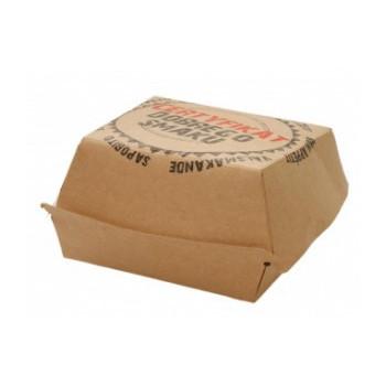 Pudełka na Hamburger duży...