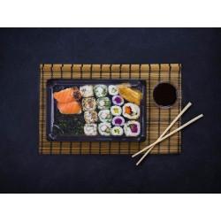 """Sushi set """"4"""" z pokrywką..."""