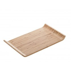 Taca bambusowa Wave...