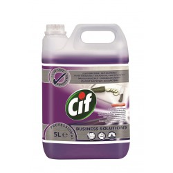 Cif 2in1 Cleaner Disinfectant 5l