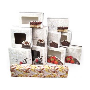 Pudełko cukiernicze 31x22x8...