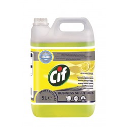 Cif All Purpose Cleaner Lemon Fresh 5 L