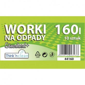 Worki na odpady LDPE 160l...