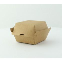 Burger mini pudełko  FINGERFOOD