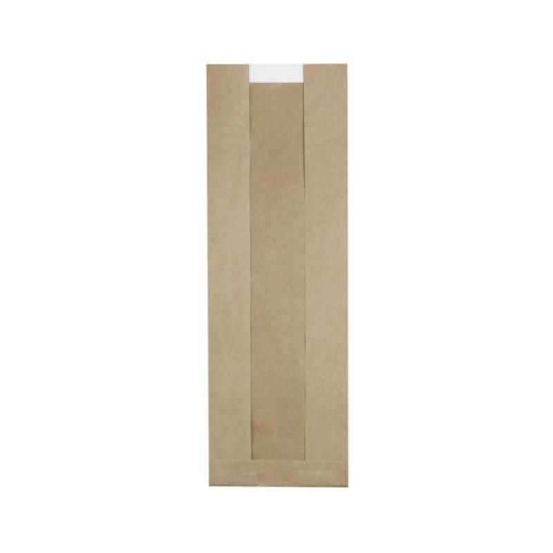 DRE02143 Papier Sichtstreifenbeutel M 14 7 x 4