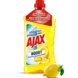 AJAX płyn 1l BOOST Lemon...