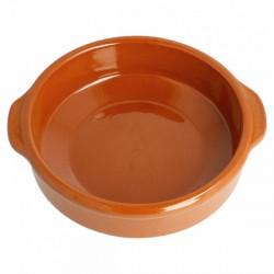 Gliniane naczynie okrągłe...