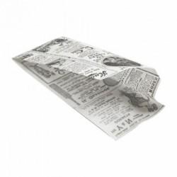 TIMES biała torebka hot dog...