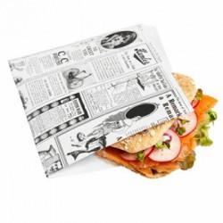 Torebka do  burgera /kebab