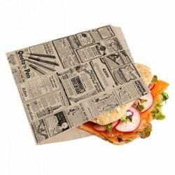 Torebka burger/kebab TIMES...