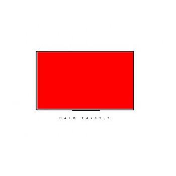 Fluor czerwona HALLO...