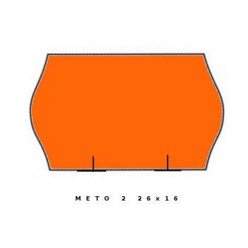 Fluor pomarańczowa METO...
