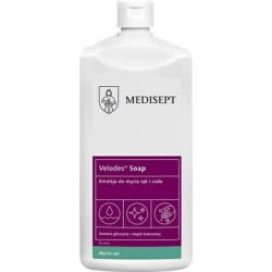 MEDISEPT Velodes Soap 500ml...