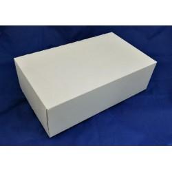 Pudełko 16,5x11x8 biało/br...