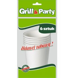 GRILL & PARTY ECO kubki...