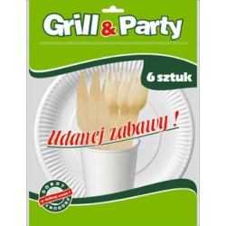 GRILL & PARTY ECO zestaw...