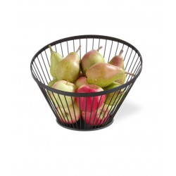 Koszyk do owoców czarny,...