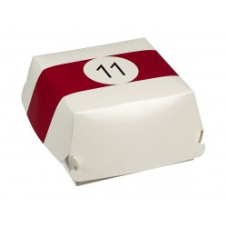 BILLARD pudełko hamburger...