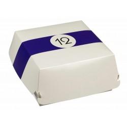Pudełko burger BILLARD