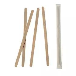 Mieszadełka drewniane 14cm...