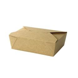 BIO FOOD BOX 1500ml brązowy
