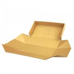 Pudełko papierowe na BURGER...
