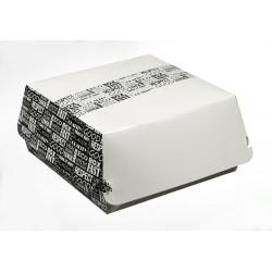 Pudełko hamburger, XL 170x170x80mm,District Range