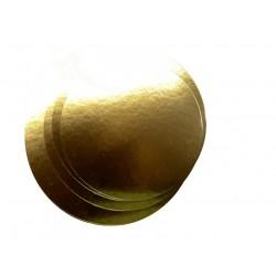 Podkład papierowy złoty...