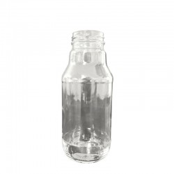 Butelka szklana fi43mm...