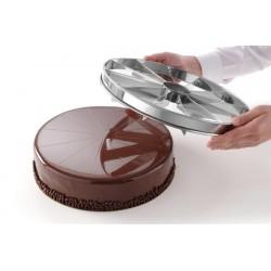 Znacznik do tortów 8 porcji
