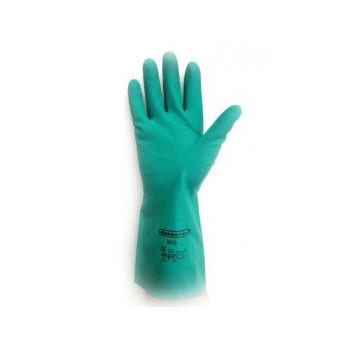 Rękawice ochronne nitrylowe...