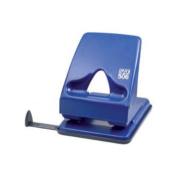 Dziurkacz SAX 506 niebieski