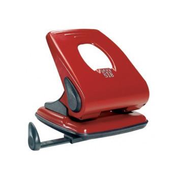 Dziurkacz SAX 518 czerwony