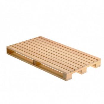 Mini-paleta drewniana...
