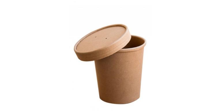 Opakowania papierowe  zupy