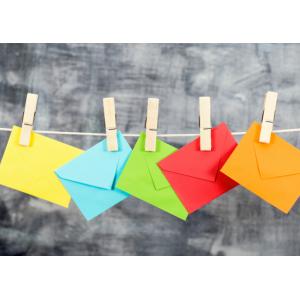 Koperty do listów