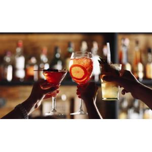 Kieliszki - szklanki