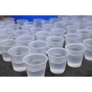 Kieliszki do wina. Kubki pet do soków i napojów. Pojemniki do napojów. Plastokowe opakowania do dań na wynos.