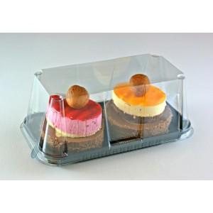 Opakowania cukiernicze do tortów. Zapakowania. Plastikowe opakowania do tortów. Ekologiczne opakowania do tortów. Opakowania do tortów plastikowe. Pokrywki do pojemników cukierniczych. Pojemniki cukiernicze zamykane jednorazowe.Pojemniki jednorazowe ciast