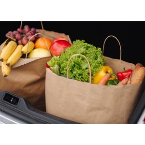 Torebki fałdowe. Torebki fałdowe z okienkiem. Torebki papierowe z okienkiem. Torebki papierowe na kanapki. Torba fałdowa szara. Torebki papierowe na pieczywo z okienkiem.