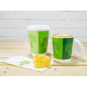 Kubki papierowe - Korzystna cena. Kubki do kawy i herbaty. Kubki z nadrukiem. Zapakowania
